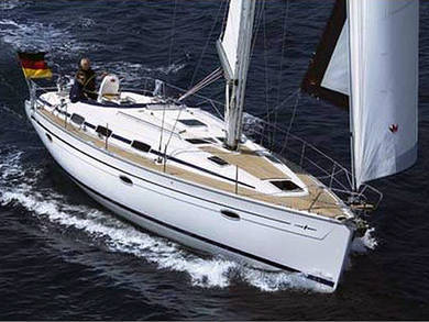 Rental sailboat Bavaria 39 Cruiser in  - Dodecanese Islands