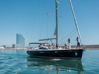 Rental sailboat Jeanneau Sun Odyssey 54DS in Palma de Mallorca - Majorca (Balearic Islands)