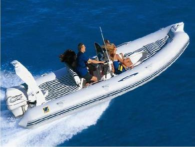Hire motorboat Zodiac - Medline II in Ciutadella - Minorca (Balearic Islands)