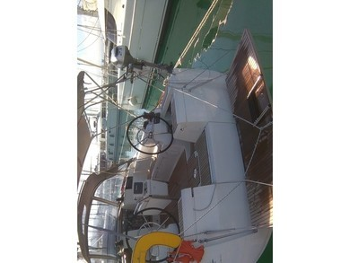 Rental sailboat Sun Odyssey 449 in Sao Vicente city - Sao Vicente