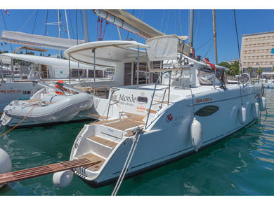 Charter catamaran Orana 44 in Split city - Split