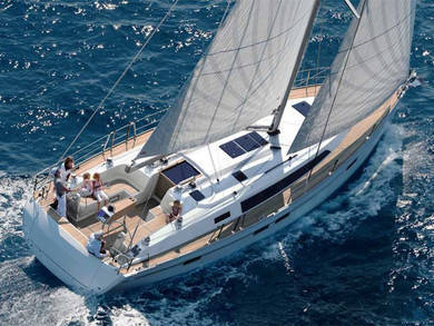 Charter sailboat Bavaria Cruiser 46 in Zadar - Zadar