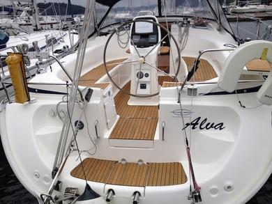 Charter sailboat Bavaria 39 Cruiser in  - Stockholm