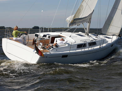 Hire sailboat Hanse 385 in  - Stockholm