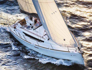 Hire sailboat Sun Odyssey 389 in  - Stockholm