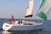 Rental sailboat Sun Odyssey 32 in  - Sibenik