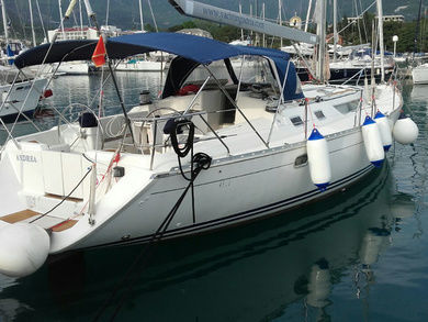 Charter sailboat Sun Odyssey 45.1 in  -