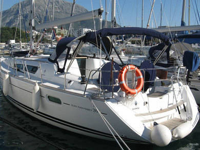 Rental sailboat Sun Odyssey 39i in  -