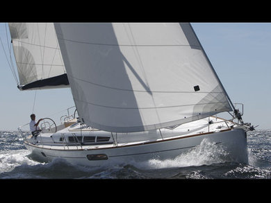 Rental sailboat Sun Odyssey 44i (2010) in Mykonos - Cyclades Islands