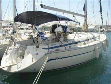 Rental sailboat Bavaria 38 in Trogir - Split