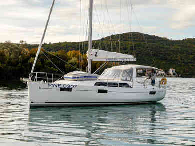 Hire sailboat Oceanis 41.1 in Tivat city - Tivat