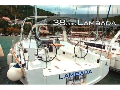 Rental sailboat Oceanis 38 (3 cabins) in Tivat city - Tivat