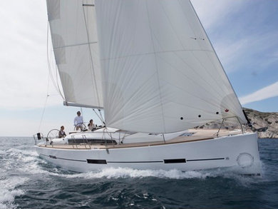 Charter sailboat Dufour 410 GL in Horta - Azores