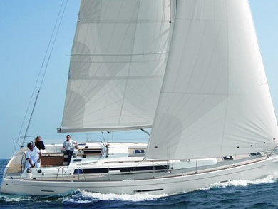 Charter sailboat Dufour 450 GL in Horta - Azores