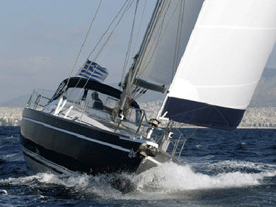 Hire sailboat Ocean Star 51.2 in Vlichada - Cyclades Islands