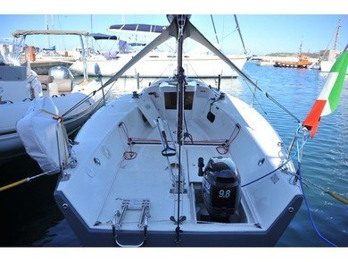 Rental sailboat Beneteau 25 in Portisco - Olbia-Tempio (Sardinia)