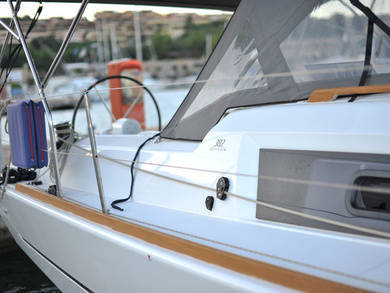 Rental sailboat Dufour 382 in Portisco - Olbia-Tempio (Cerdeña)