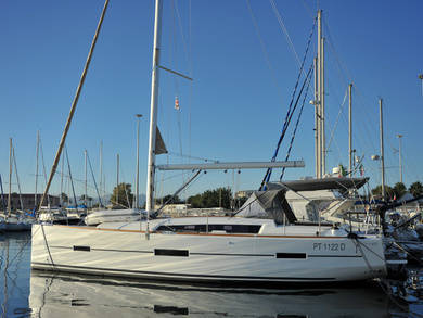 Hire sailboat Dufour 412 in Portisco - Olbia-Tempio (Sardinia)