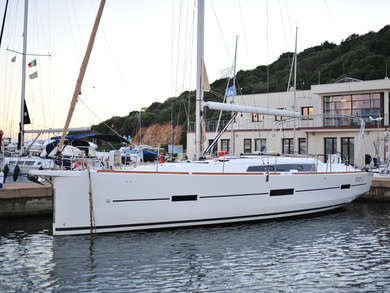 Charter sailboat Dufour 460 Grand Large in Portisco - Olbia-Tempio (Sardinia)