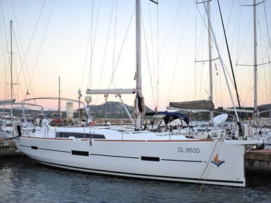 Hire sailboat Dufour 460 Grand Large in Portisco - Olbia-Tempio (Sardinia)