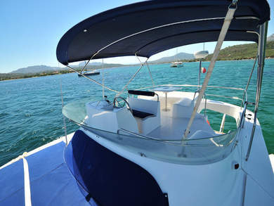 Rental motorboat Maryland 37 in Portisco - Olbia-Tempio (Cerdeña)