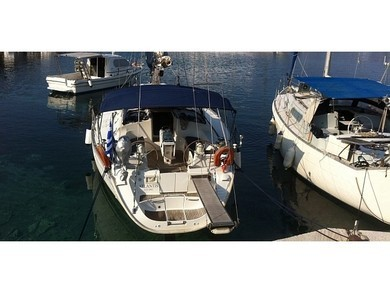 Hire sailboat Sun Odyssey 52.2 Cabin in Preveza - Epirus