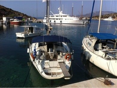 Rental sailboat Sun Odyssey 52.2 in Preveza - Epirus