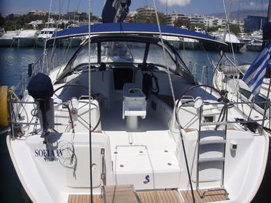 Hire sailboat Cyclades 50.5 in Athens - Attica