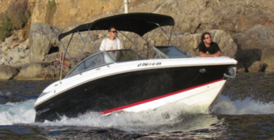 Hire motorboat Cobalt 242 Bowrider in Soller - Majorca (Balearic Islands)