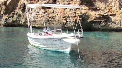 Charter motorboat Stable 415 in Soller - Majorca (Balearic Islands)