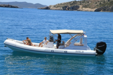 Rental motorboat Sacs Dream Luxe 25 in Ibiza - Ibiza (Islas Baleares)