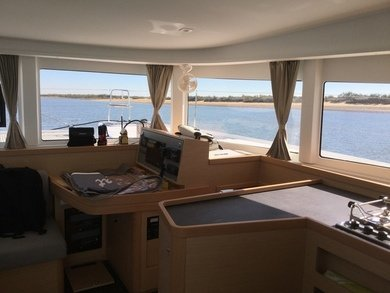 Hire catamaran Lagoon 42 in Ibiza city - Ibiza (Balearic Islands)