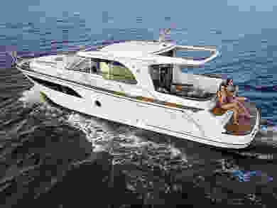 Hire exclusive yacht Marex 375 in  -