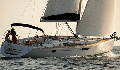 Hire sailboat Sun Odyssey 49i in Kaštel Gomilica - Split