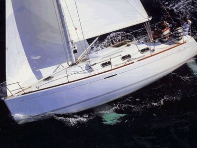 Rental sailboat Oceanis 393 in Kos - Dodecanese Islands