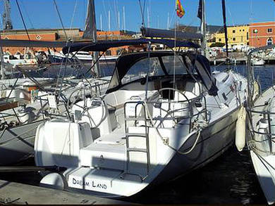 Hire sailboat Cyclades 39 in Palma de Mallorca - Majorca (Balearic Islands)