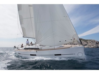 Charter sailboat Dufour 410 GL in  - Azores