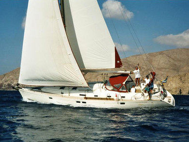 Charter sailboat Oceanis 461 in Palma de Mallorca - Majorca (Balearic Islands)