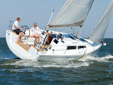 Hire sailboat Hanse 315 in  - Stockholm