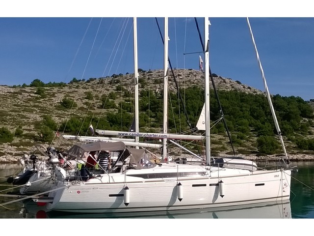 Rental sailboat Sun Odyssey 419 in Kaštel Gomilica - Split