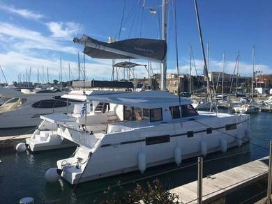 Hire catamaran Nautitech 46 Fly in Preveza - Epirus