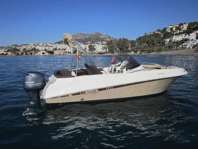 Hire motorboat GALIA   5,70 m in Malaga city - Malaga