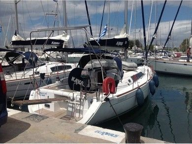 Rental sailboat Oceanis 37 in Athens - Attica