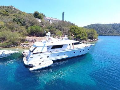 Rental motorboat Falcon 71 in Lefkada - Ionian Islands