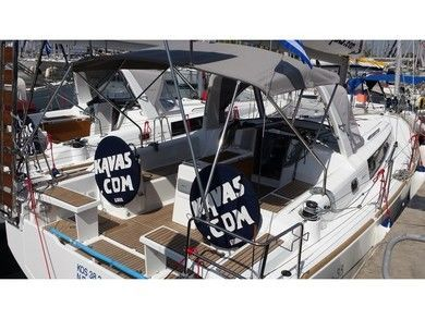 Hire sailboat Oceanis 38 in Athens - Attica