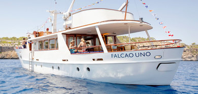 Rental exclusive yacht Feadship in Palma de Mallorca - Majorca (Balearic Islands)
