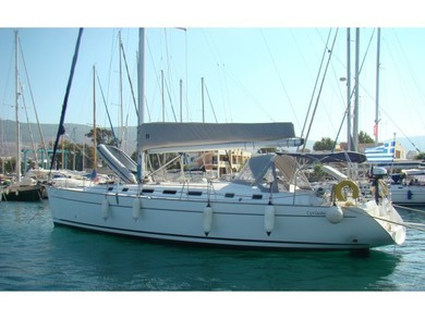 Charter sailboat Cyclades 50.5 in Kos - Dodecanese Islands