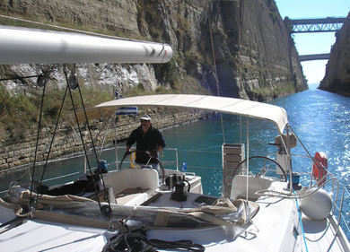 Charter sailboat Cyclades 50.5 in Kos - Dodecanese (Southern Aegean)