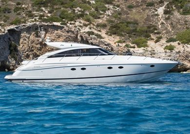 Rental motorboat Princess V53 in Ibiza - Ibiza (Islas Baleares)