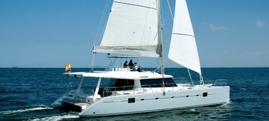 Hire catamaran Sunreef 62  in Palma de Mallorca - Majorca (Balearic Islands)